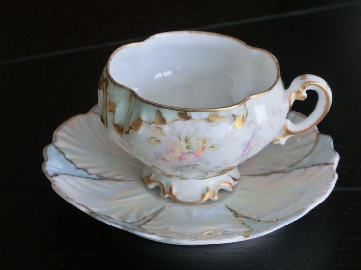 limoges teapots 1896 1905 | Limoges France 1891-1896