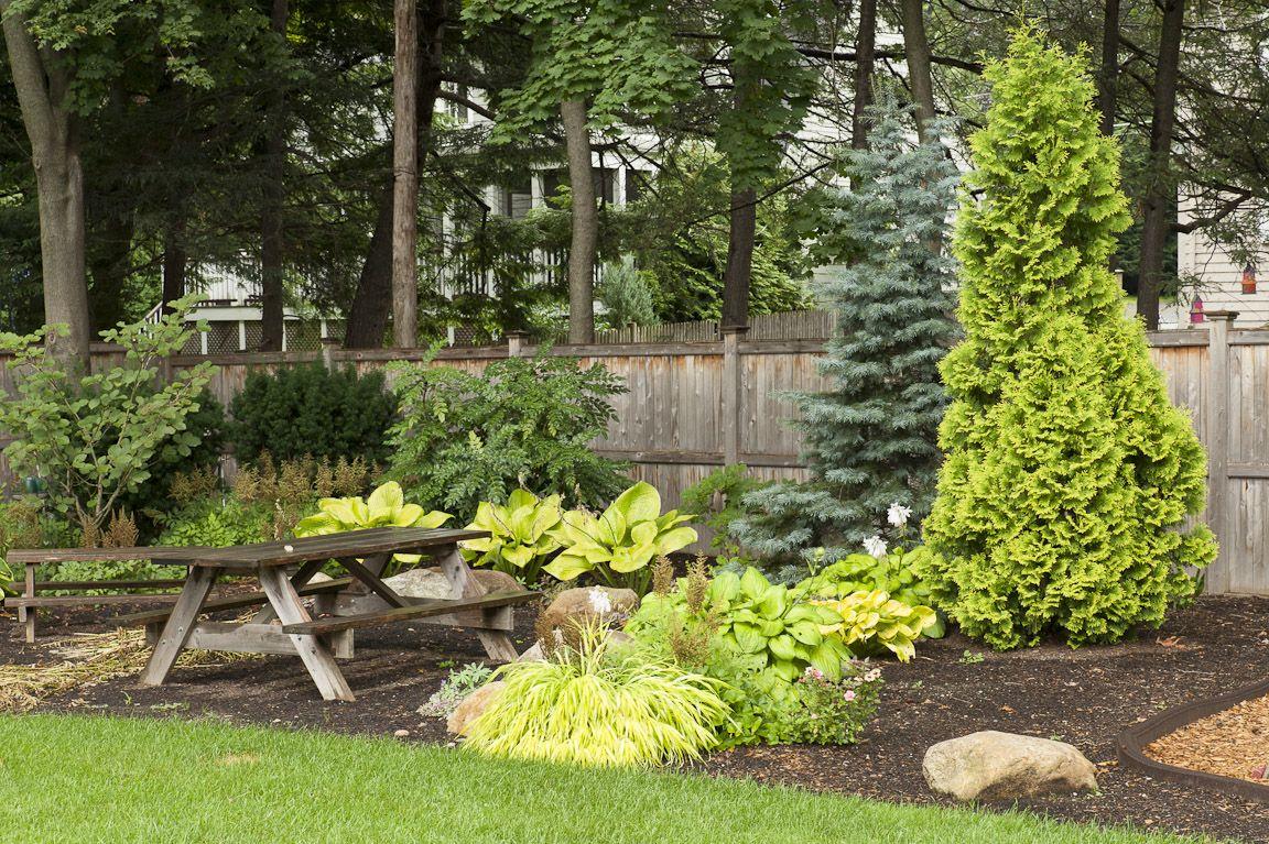 Backyard Design For New Construction   Terrascapes Landscape Design