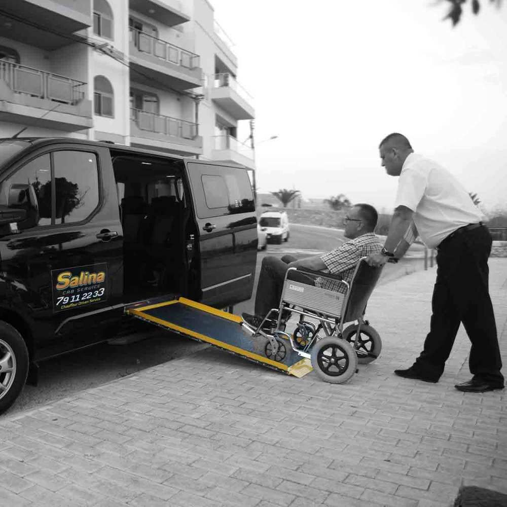 Article headline Accessible vehicles, Cab, Transportation