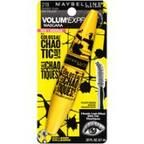 50a151f8d8d Maybelline New York Volum'Express the Colossal Chaotic Lash Mascara, 218  Blackest Noir, 0.33 fl oz
