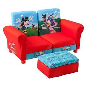 Delta Children S Products 3 Piece Toddler Furniture Set Mickey