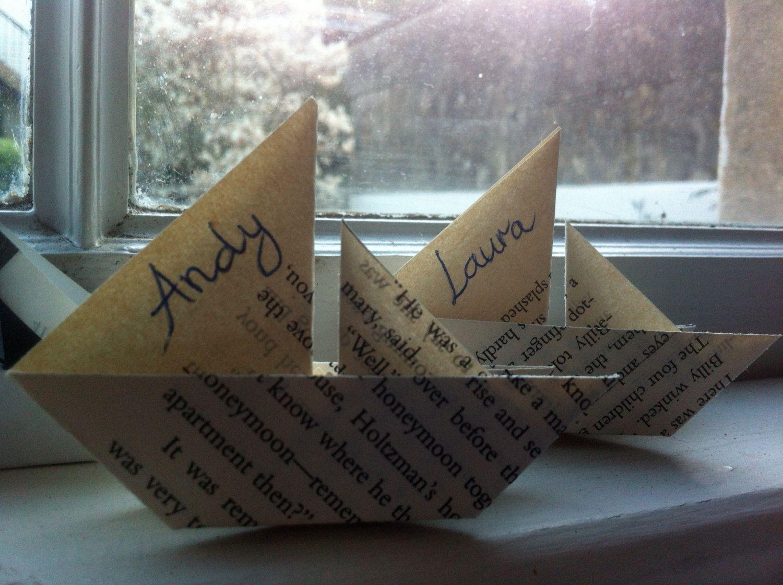 Les 25 meilleures id es de la cat gorie bateau en origami - Pliage serviette ourson ...