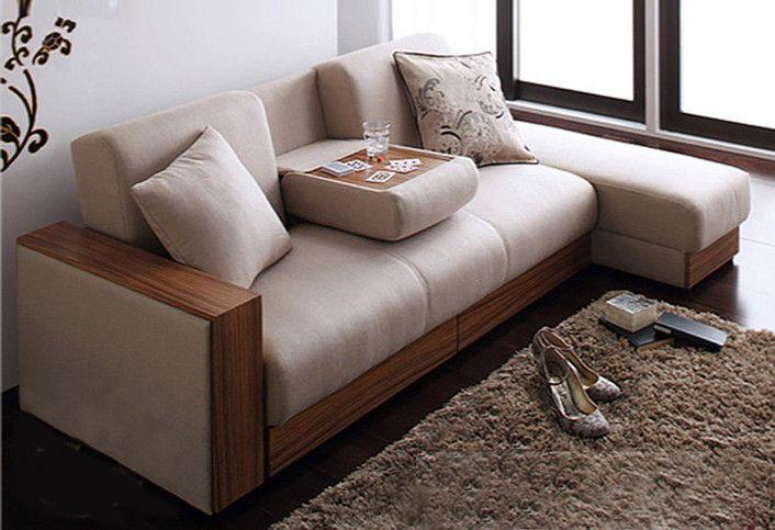 Sarai Storage Sofa Bed Fabric Beige Fabric Sofa Bed Sofa Bed