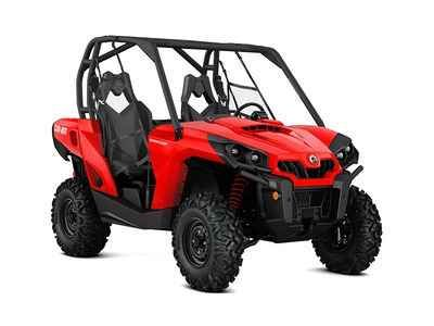 New 2017 Can-Am COMMANDER 800R ATVs For Sale in Tennessee. 2017 Can-Am Commander 800R, For special internet pricing, contact our sales team at 423.639.4486 or 2017 Can-Am® Commander 800R BEST-IN-CLASS POWER AND VERSATILITY. This versatile side-by-side features the essentials that changed the off-road landscape. Industry-leading performance, precision-engineered handling, and rider-focused design are all on display every time you hit the throttle. Features may include: ROTAX V-TWIN ENGINE…