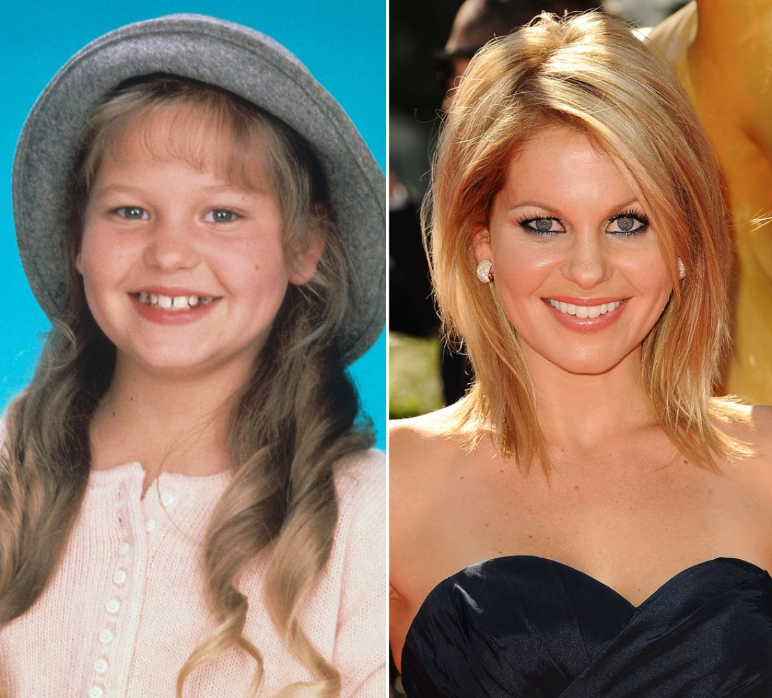 Full House Turns 25 Where Is The Cast Now Then Now Full