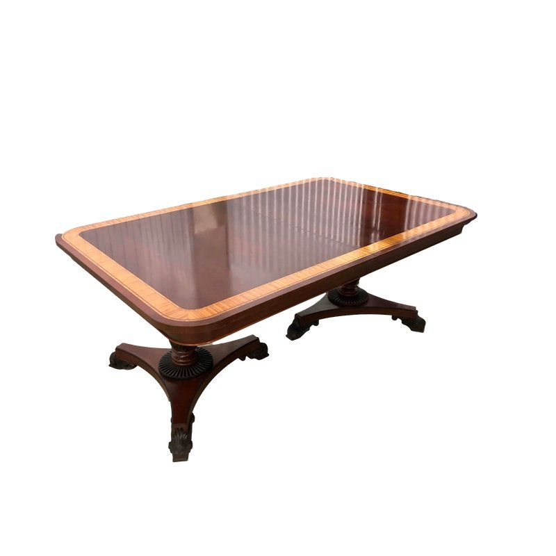Shop For Baker Classic Oval Dining Table 7838 And Other Dining