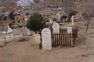 Comstock  Cemeteries Virginia City, NV