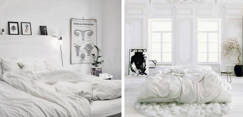 dormitorios blanco