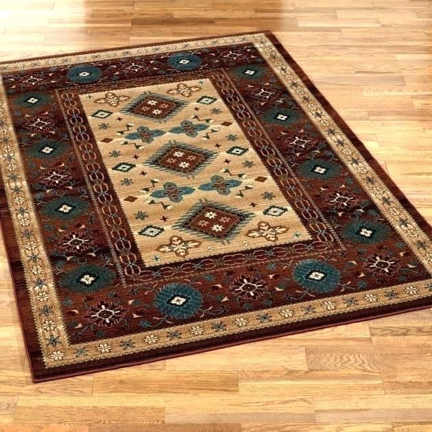 Elegant Southwestern Rug Runners Photographs Awesome For Rugs At Home Depot