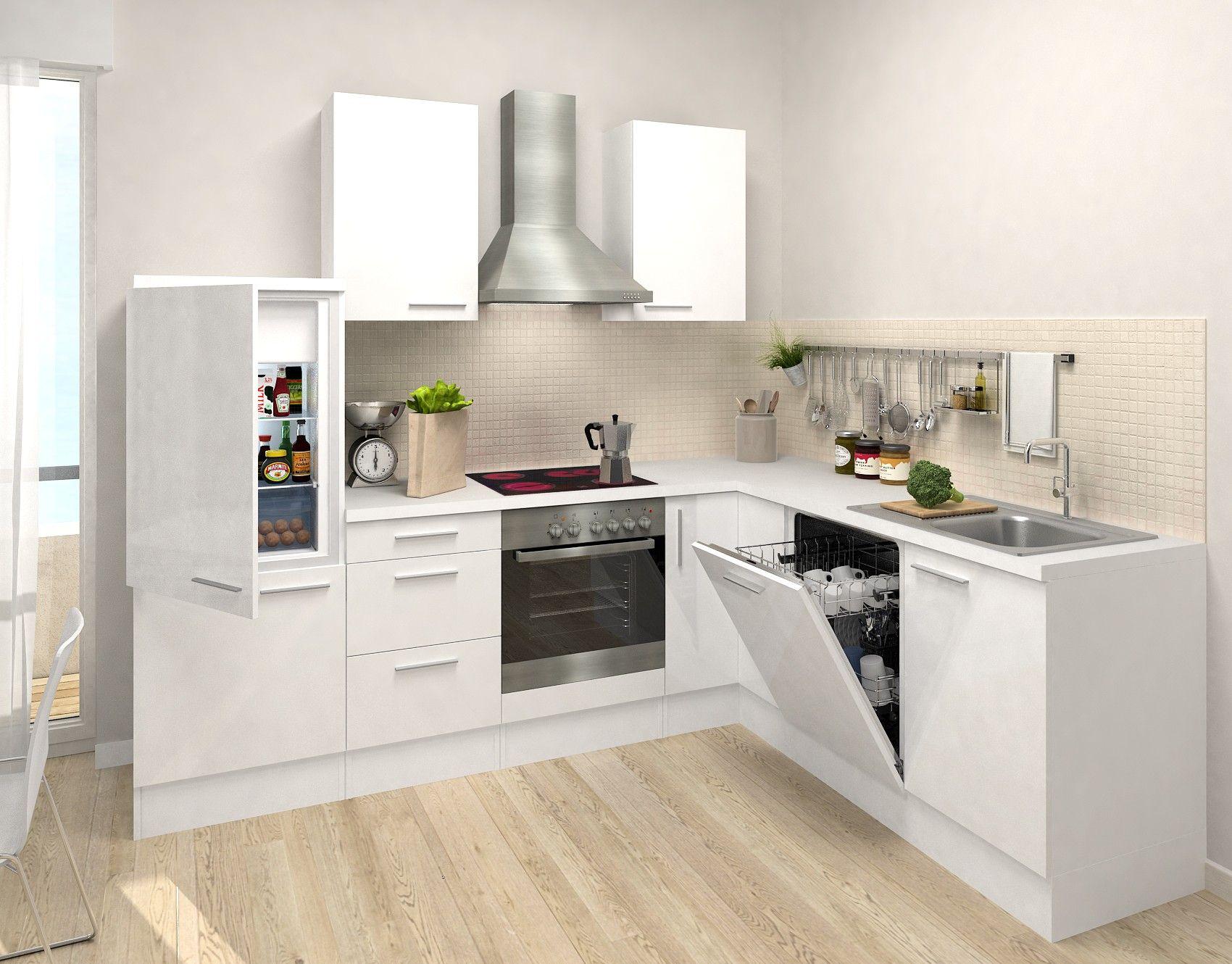 Küchenzeile (mit Bildern) Küche l form, Moderne küche, L