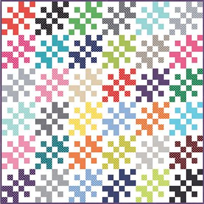 Download Free Pattern Dottie by Moda Fabrics. Free Sewing and ...