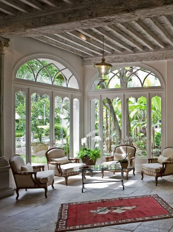Design luv home of nancy hougetlong island ny - Maison jardin furniture nancy ...