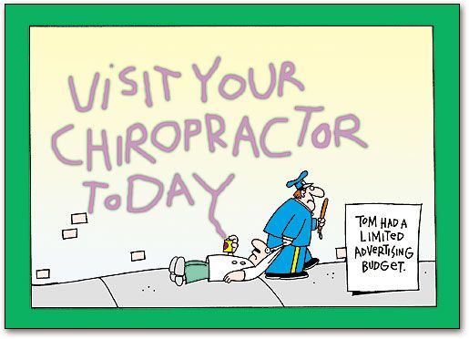 Pin on Chiropractor funnies