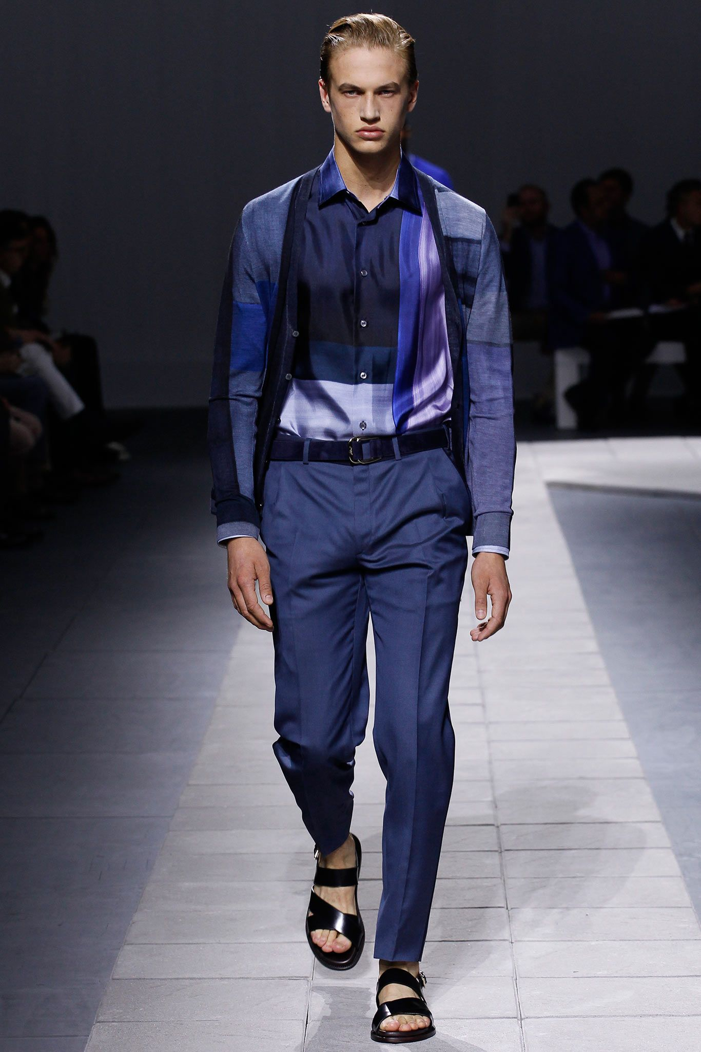 Brioni Spring 2016 Menswear - Collection - Gallery - Style.com