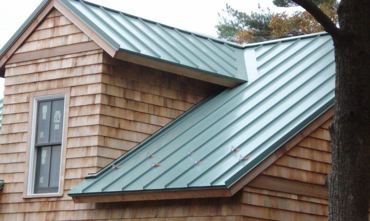 Roofing Materials Part 1 Best Roofing Materials For Rainwater Harvesting In 2020 Exterior House Remodel Metal Roof Cost Diy Metal Roof