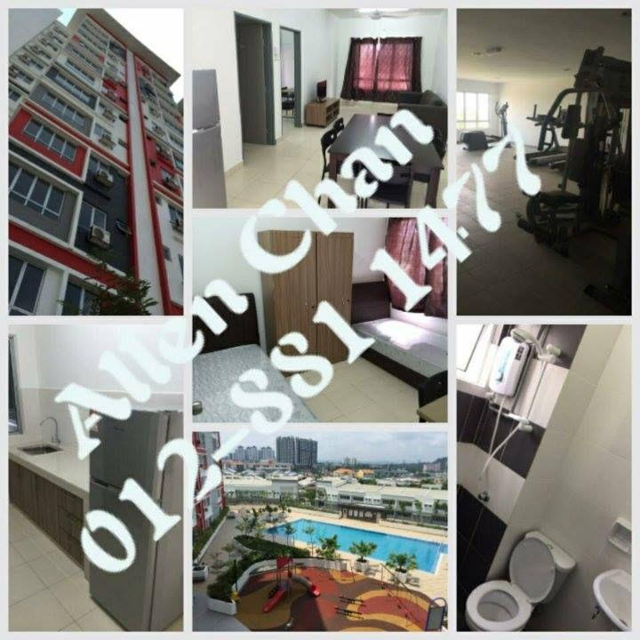 Mutiara residence serdang rental list room only just room platinumwayz