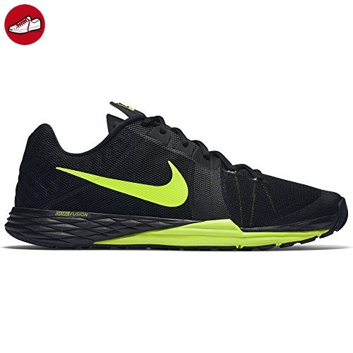 Nike Herren Train Prime Iron DF Wanderschuhe, Black (Schwarz / Volt-Cool  Grey