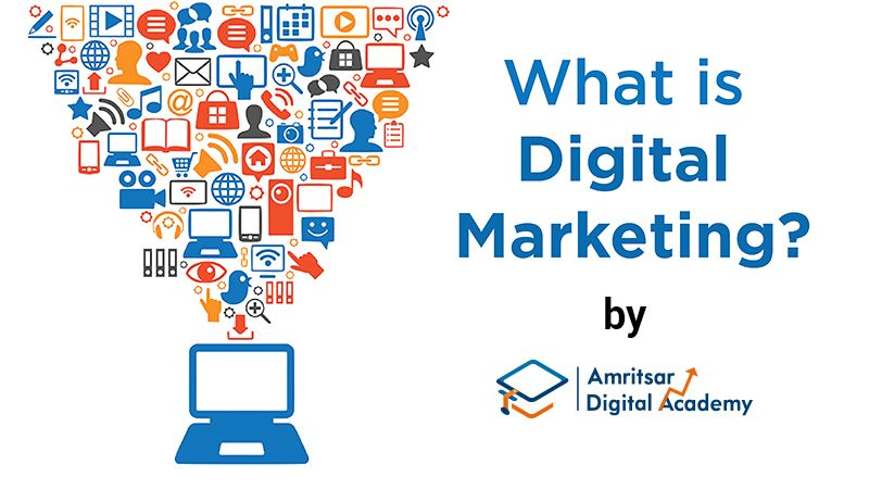 Learn What is Digital Marketing and its power to beat the