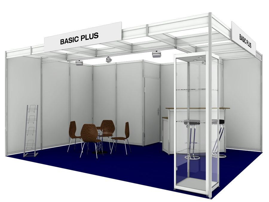 Exhibition Stall For Rent : Schlessmann messebau rent booths at trade fair booth rental: system
