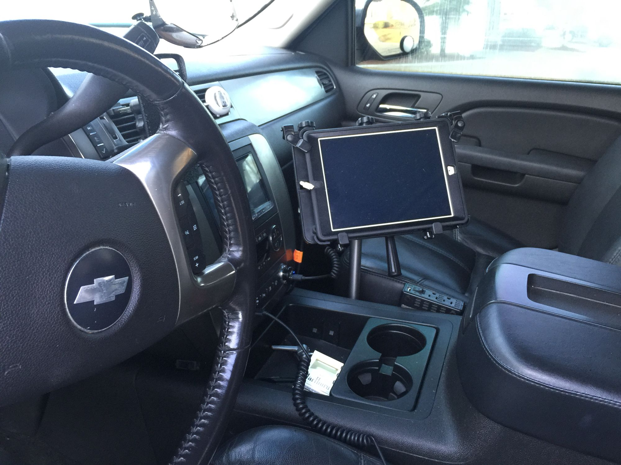 Ipad Mount Chevy Avalanche Chevy Avalanche Chevy Chevy Trucks