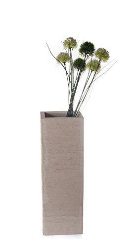 Schiefer-Übertopf Blumentopf Pflanzentopf Pflanzkübel Vase aus ...