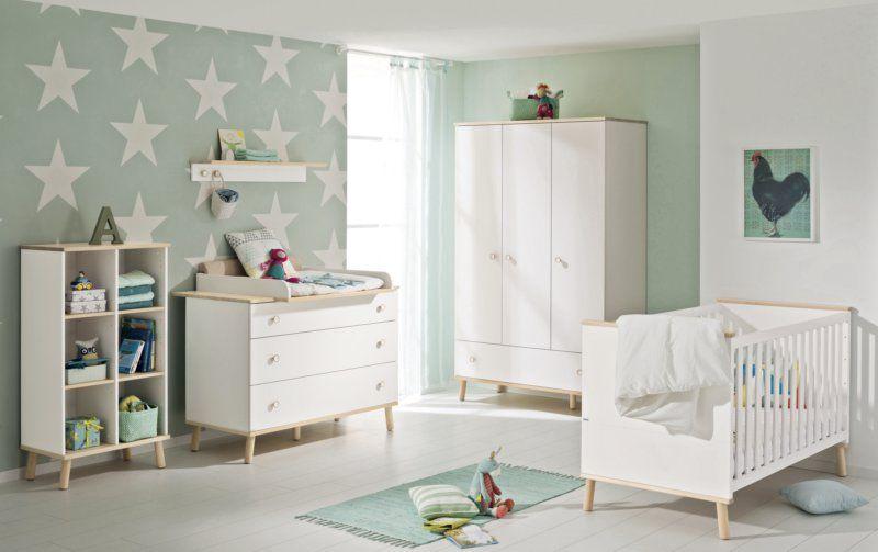 PAIDI   Ein Babyzimmer im skandinavischen Traum.