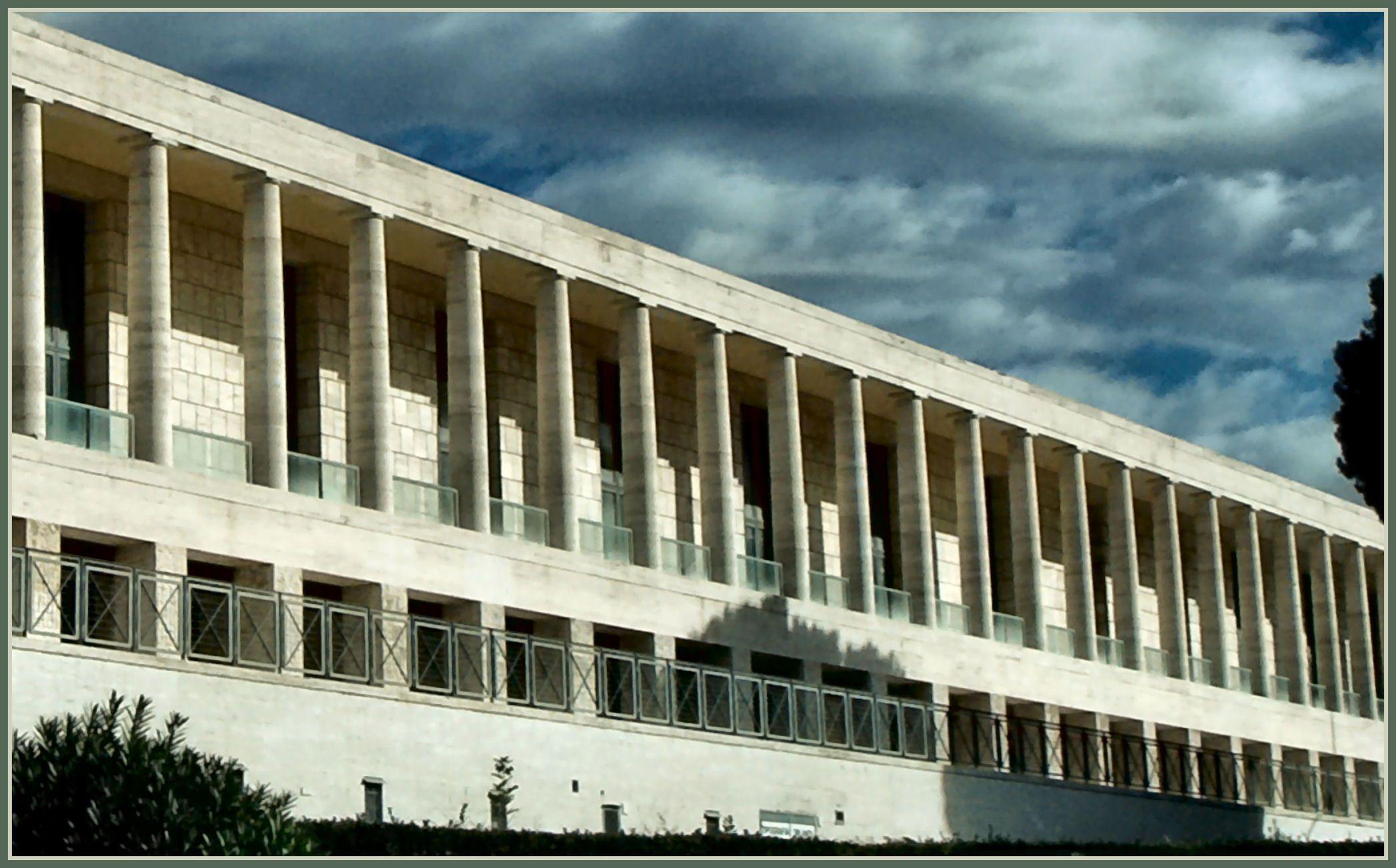 Archivio Di Stato By Marcello Piacentini