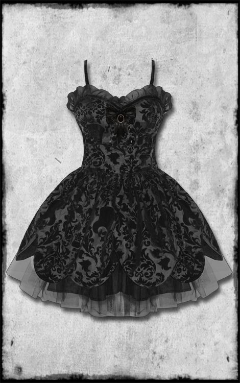Stunning Limited Edition gothic/steampunk style prom/wedding dress ...