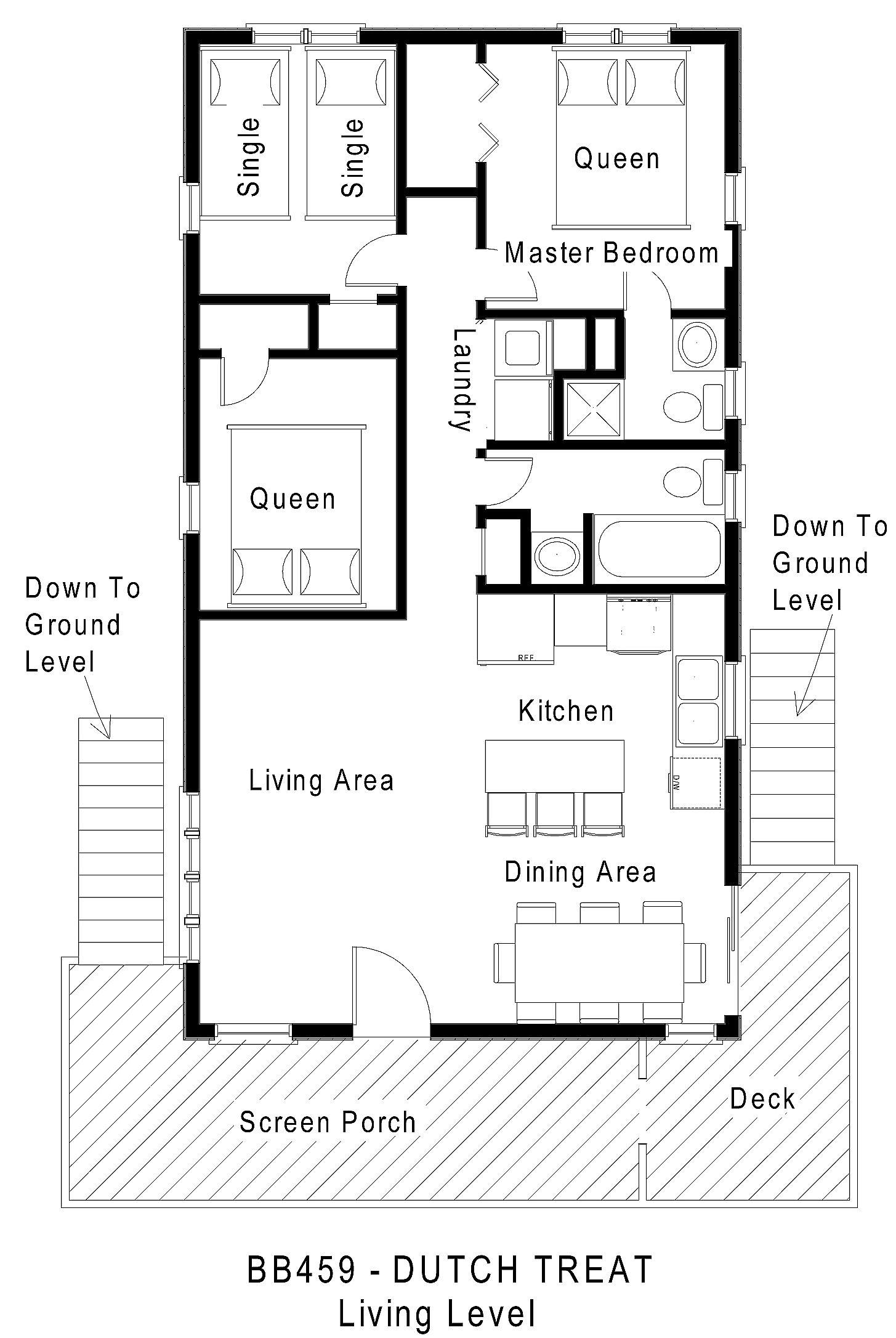 Found On Bing From Www Midgettrealty Com Floor Plans Cape Dutch Dutch House