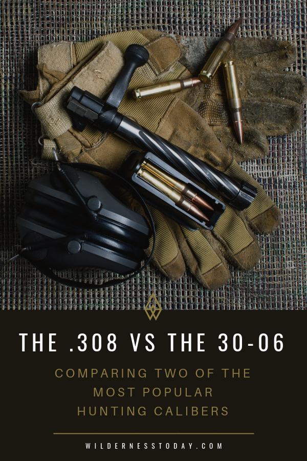 308 vs 30-06 For Hunting: Ballistics, Accuracy & More