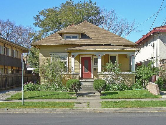 small hip roof house with porch - google search | ccb house plans