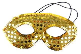 "Half Masks To Decorate Unique Designer Half Mask 7"" $247Perfect To Wear As Is Or Decorate 2018"