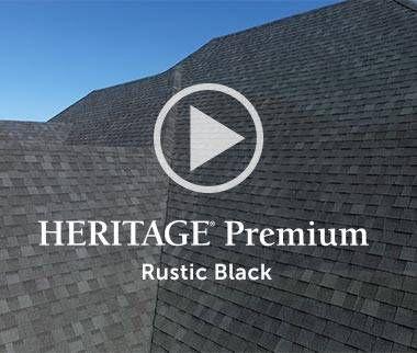 Best Heritagepremium Video Tamko Rustic Black Free 400 x 300
