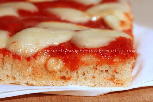 Scamorze ai Fornelli: La ricetta della pizza
