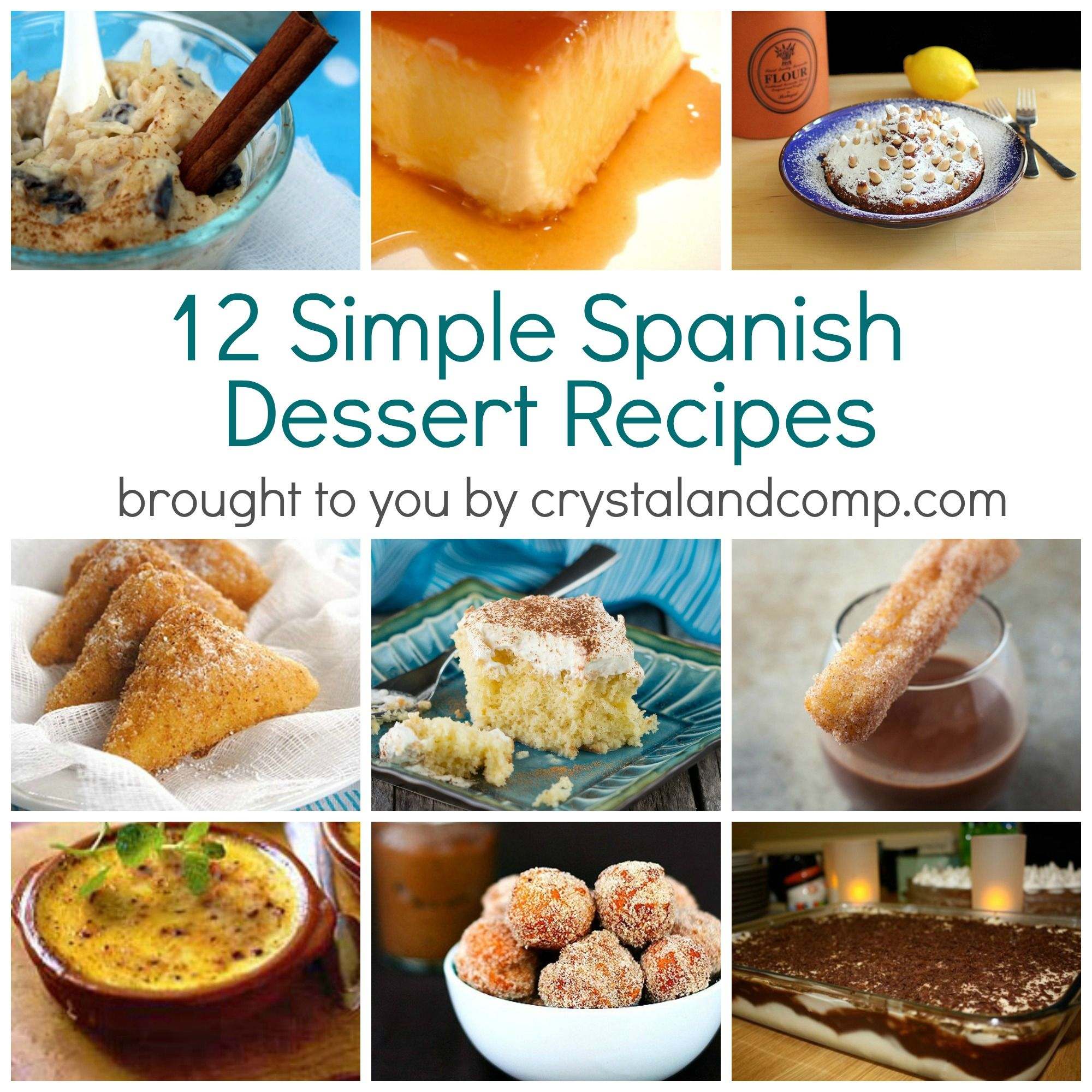 25 home decor ideas youll love for fall spanish desserts dessert simple spanish dessert recipes forumfinder Gallery