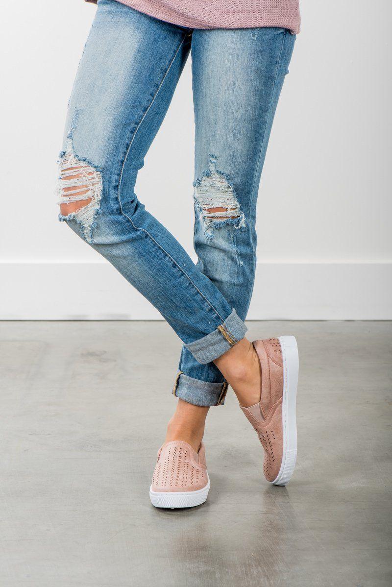 dfbed387061 Tara Slip-On Loafers in 2018
