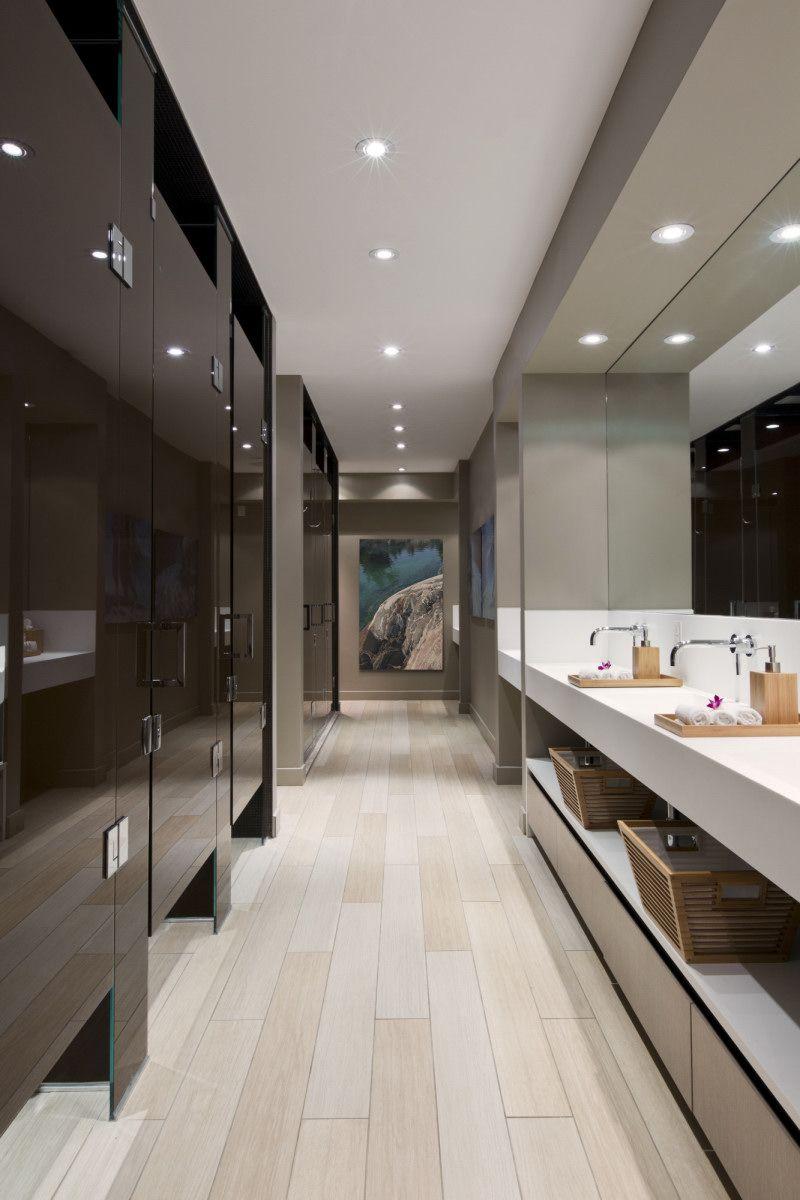 Remy Arquitectos Casa Fsy Banheiros Modernos Decoracao De