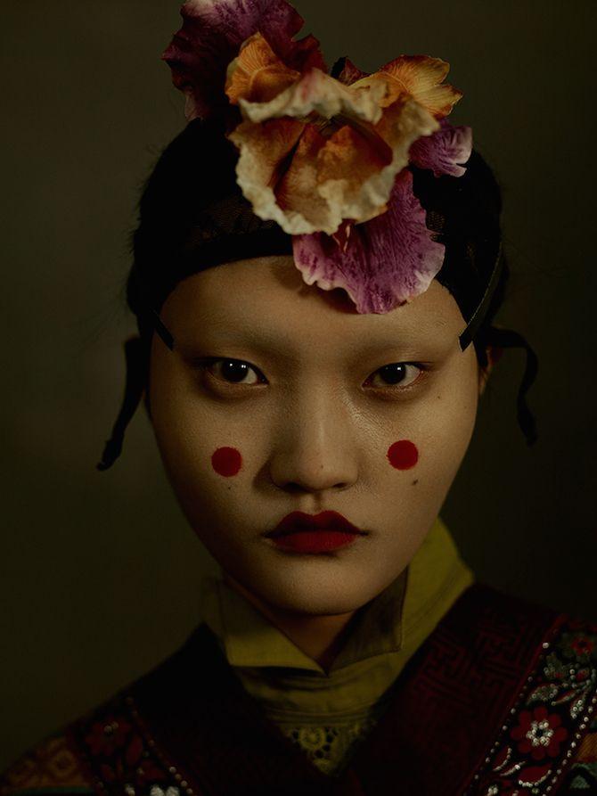 Elaborate Fashion Photography By Kiki Xue Ignant Fashion Photography School Fashion Portrait Fashion Photography