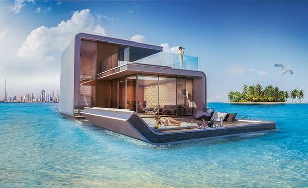 Дом на берегу дубай недвижимость в барселоне купить