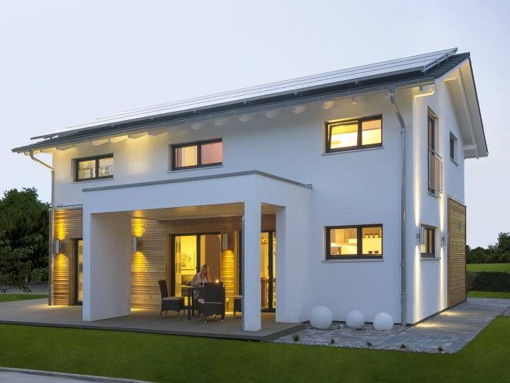Una casa de dos pisos perfecta para una familia con niños
