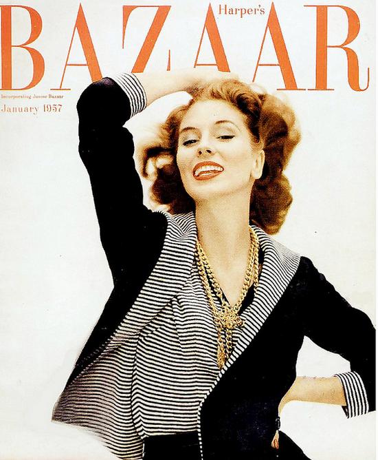 1957 Suzy Parker in Chanel e05e5495247
