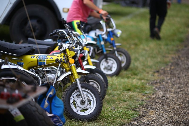 AMA Vintage Motorcycle Days at Mid-Ohio Sports Car Course