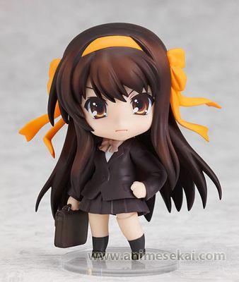 Nendoroid Haruhi Suzumiya Figure Disappearance Ver.
