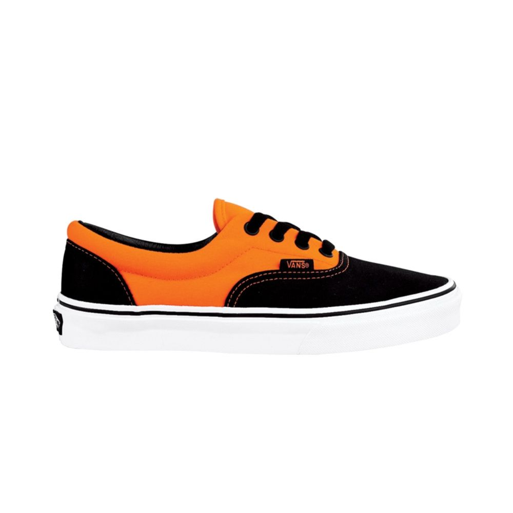 Vans Orange Black