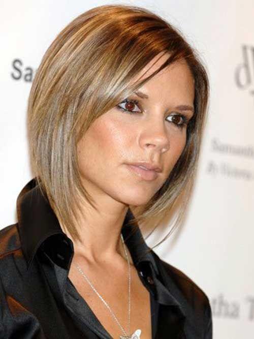 20 Victoria Beckham Short Bob Frisuren Haarschnitt Kurz Und