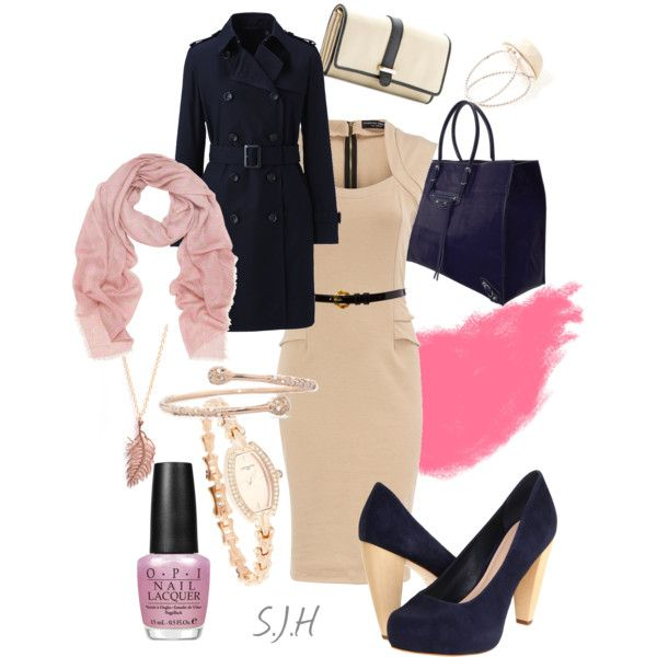 Blushing., created by sophiejharlow on Polyvore