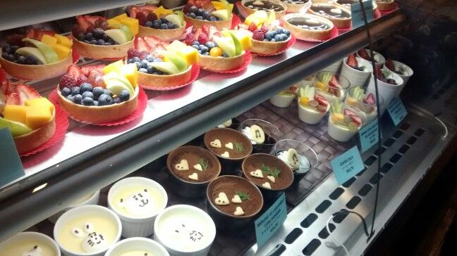 Japanese pastry...so delicious!
