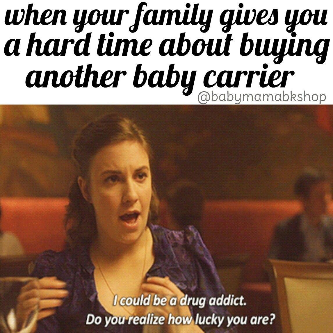 Funny Babywearing Memes Wwwtopsimagescom