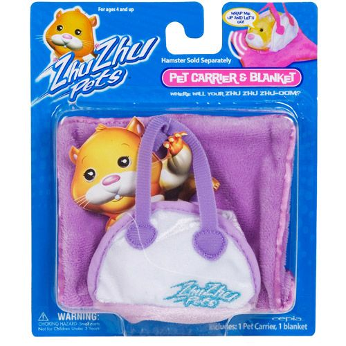 Zhu Zhu Pets Hamster Carrier Purple Walmart Com Zhu Zhu Hamster Pets