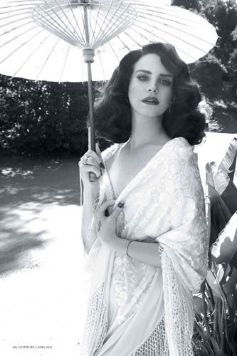 Lana Del Rey - Spanish Style For L'Officiel Paris #lanadelreyaesthetic